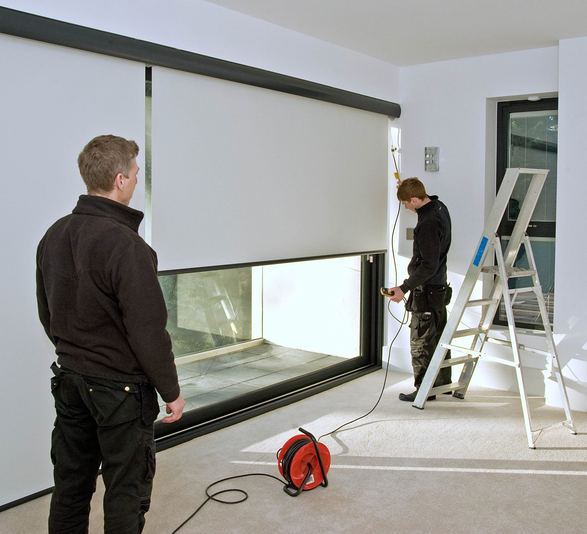 commercial blinds Liverpool